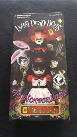 Living Dead Dolls In Wonderland Inferno as The Queen of Hearts (Mezco Direct Exclusive)