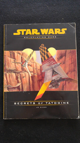 Star Wars Roleplaying Game Secrets of Tatooine