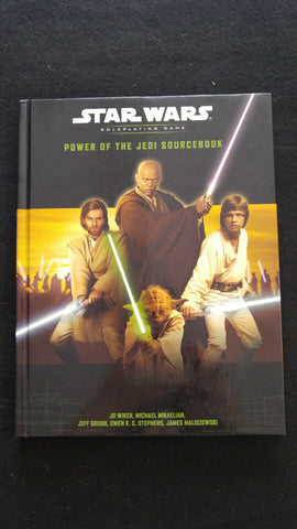 Star Wars Role Playing Game, Power of the Jedi Sourcebook