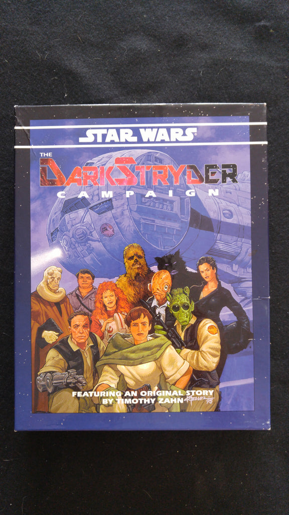 Star Wars The Darkstryder Campaign.
