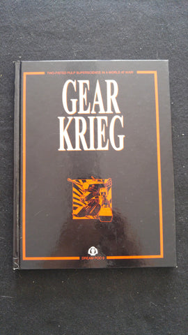 Gear Krieg, The Miniatures Game