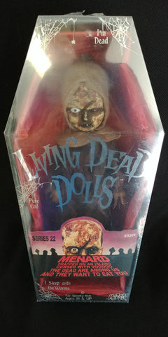 Living Dead Dolls Series 22, Menard