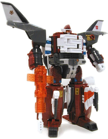 Transformers Superlink Skyfire (Energon Jetfire)