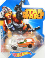 HOT WHEELS-STAR WARS 2014, LUKE SKYWALKER
