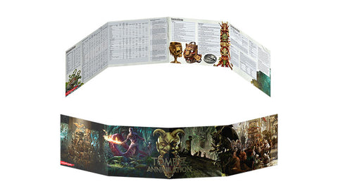 Tomb of Annihilation: Dungeon Master's Screen