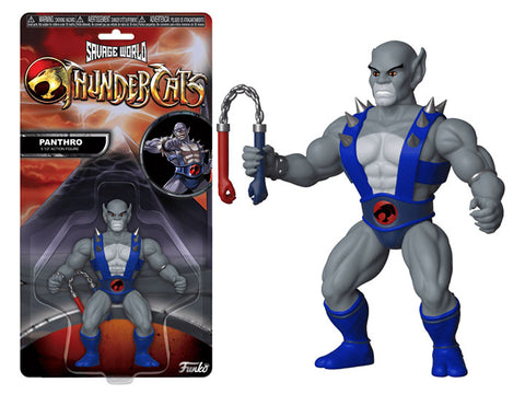 Savage World Thundercats Panthro