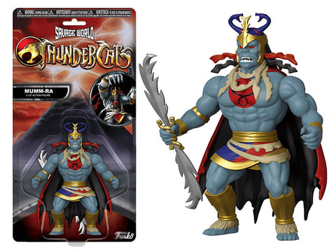 Savage World Thundercats Mumm-Ra