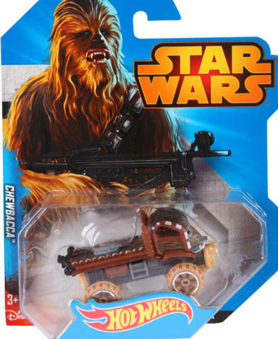 HOT WHEELS-STAR WARS 2014 CHEWBACCA