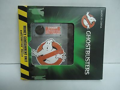 Ghostbusters Money Containment Unit- wallet