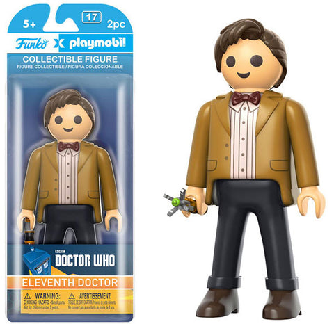 Playmobil Dr Who- Eleventh Doctor.