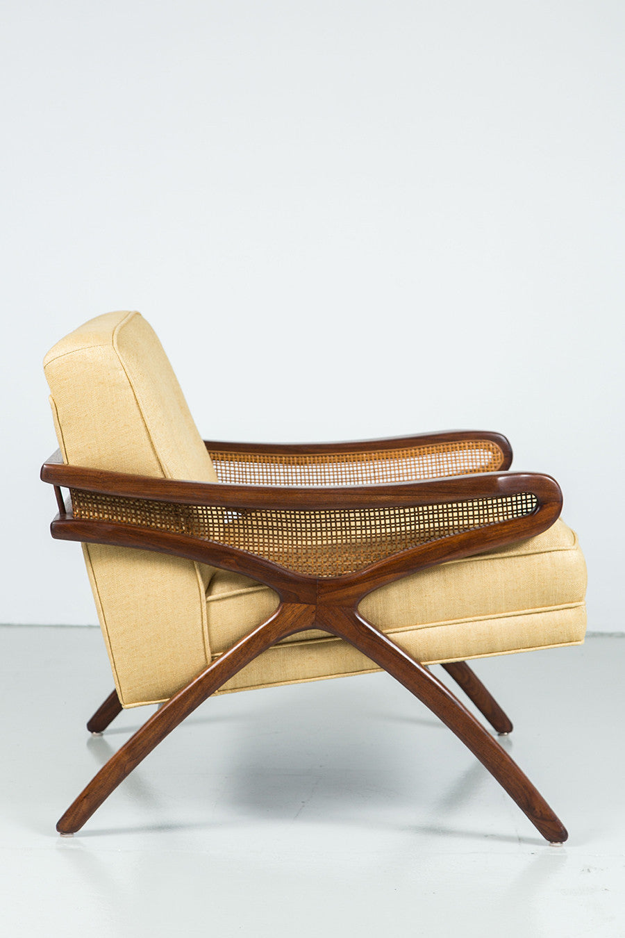 Merveilleux ... Doheny Caned Chair ...