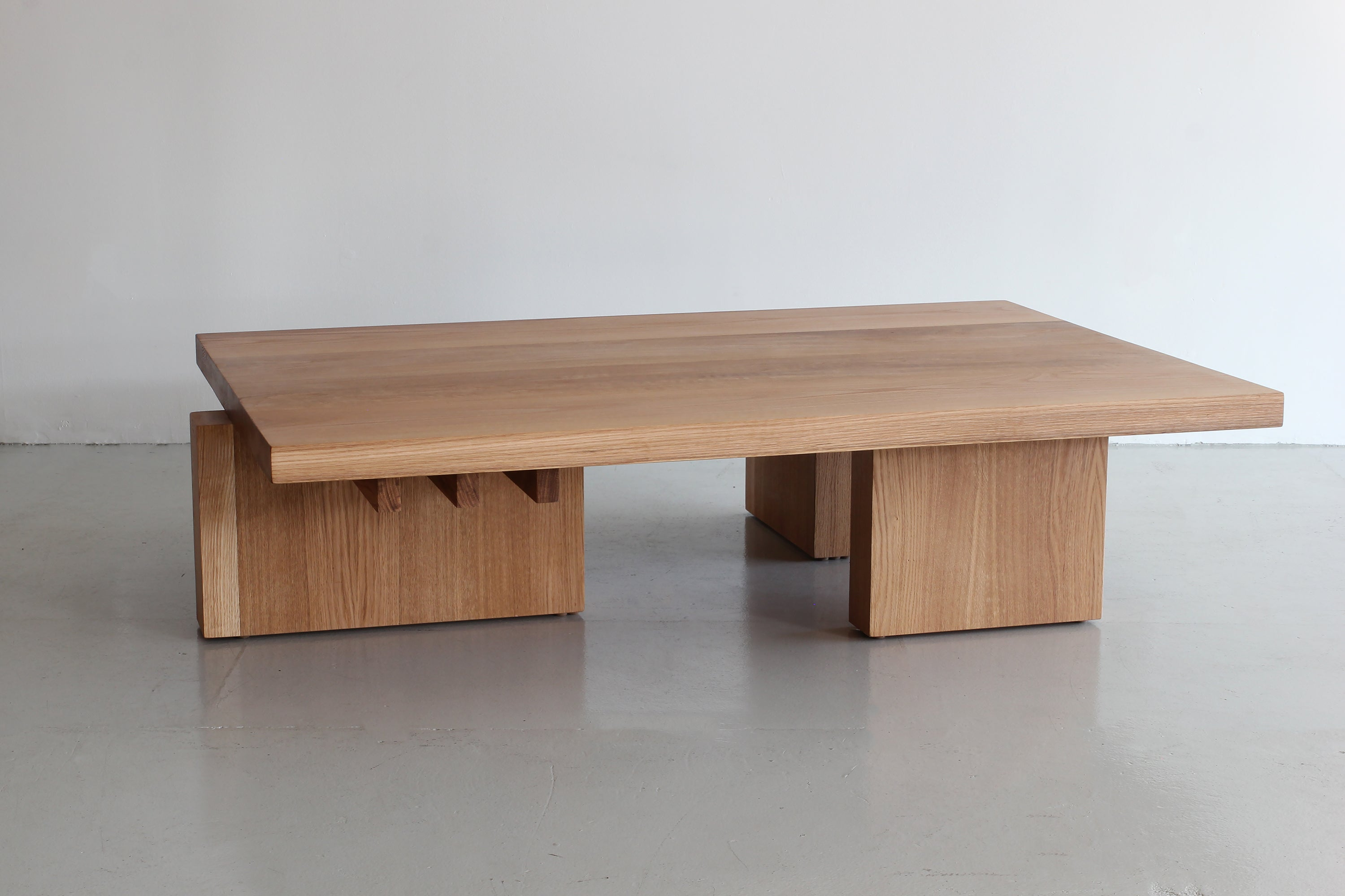 Jack Table in the Style of Gio Ponti Orange Furniture Los Angeles