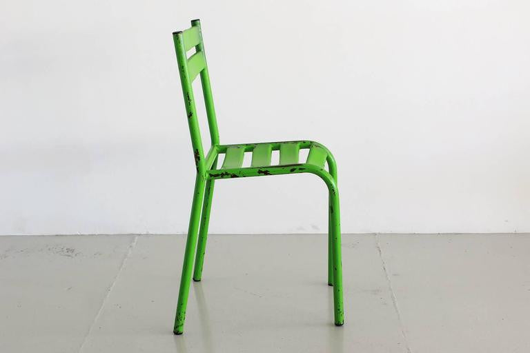 ... French Cafe Chairs ...
