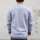 SIMON SWEATSHIRT - GREY