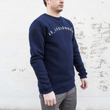 SIMON SWEATSHIRT - NAVY