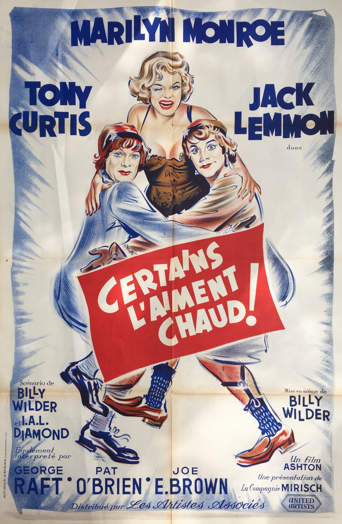 Some Like It Hot (French), 1959