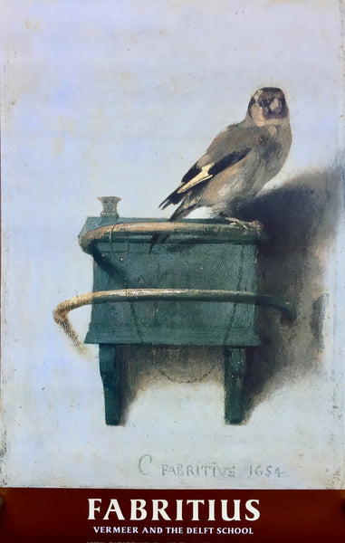 Fabritius, The Goldfinch, 2001