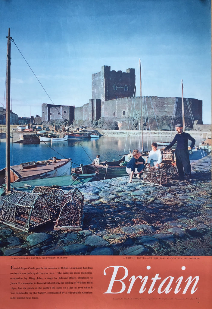 Carrickfergus, Northern Ireland, 1959/60