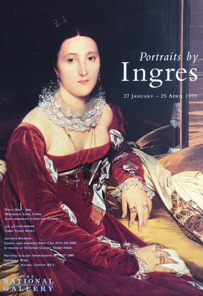 Ingres Exhibition, 1999
