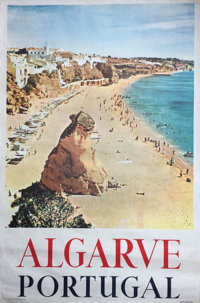 Algarve, Portugal, 1950s?