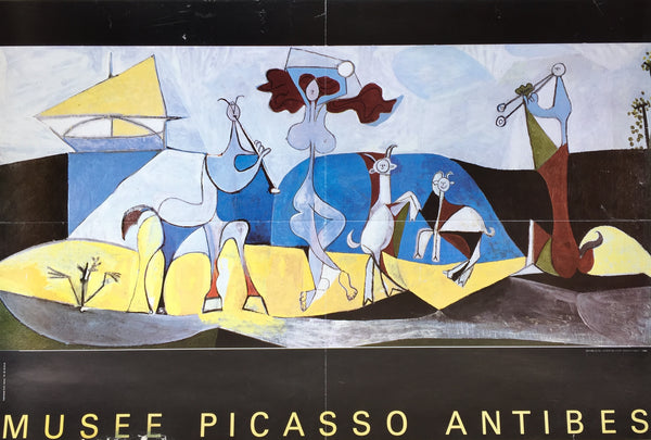Picasso Museum, Antibes, France