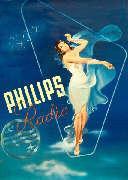 Philips Radio, 1930s