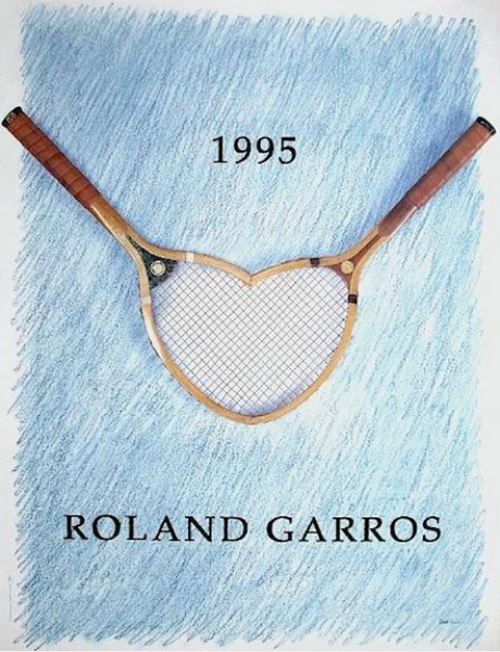 Roland Garros, Paris, France, 1995