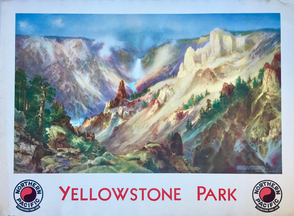 Yellowstone Park, USA, 1939