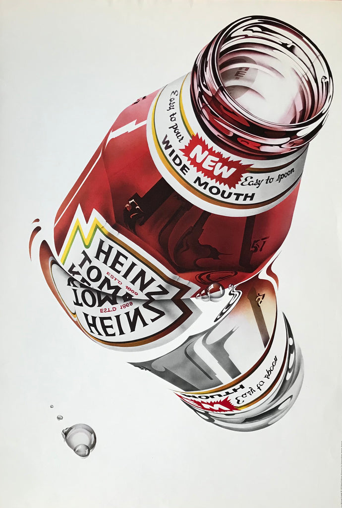 Heinz, by Michael English, 1970