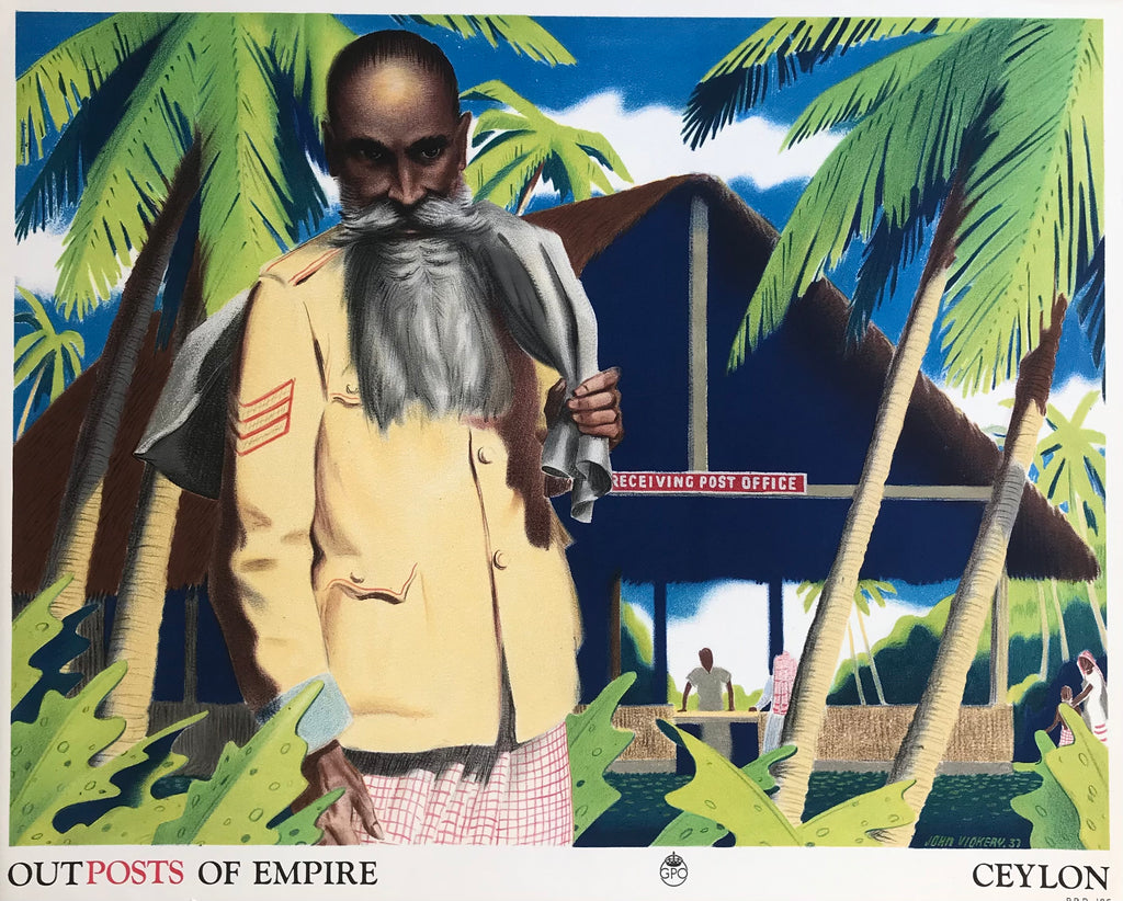 Outposts of Empire – Ceylon, 1937