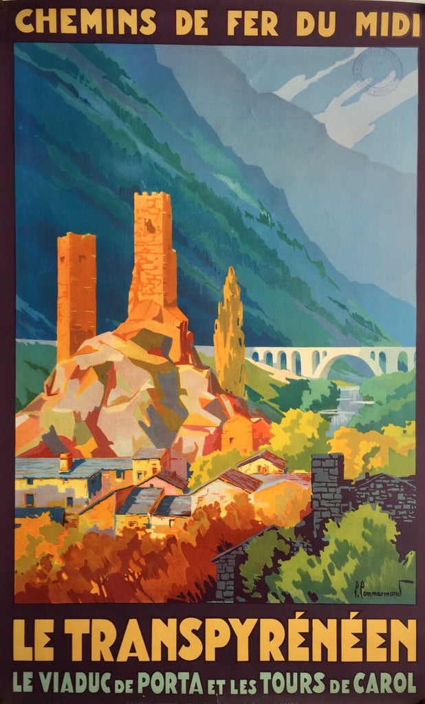 Pyrenees, Valley of Porta, France, 1920s