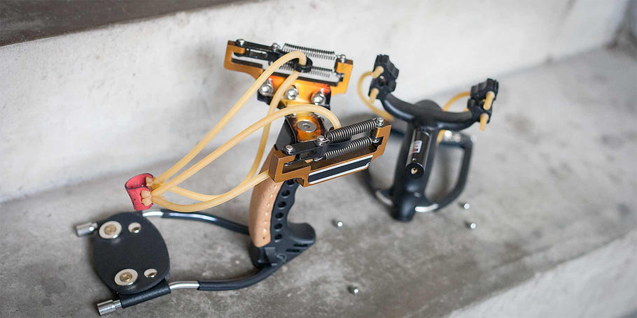 Here's Why We Love Tekto Tactical Slingshots (And You Will Too)