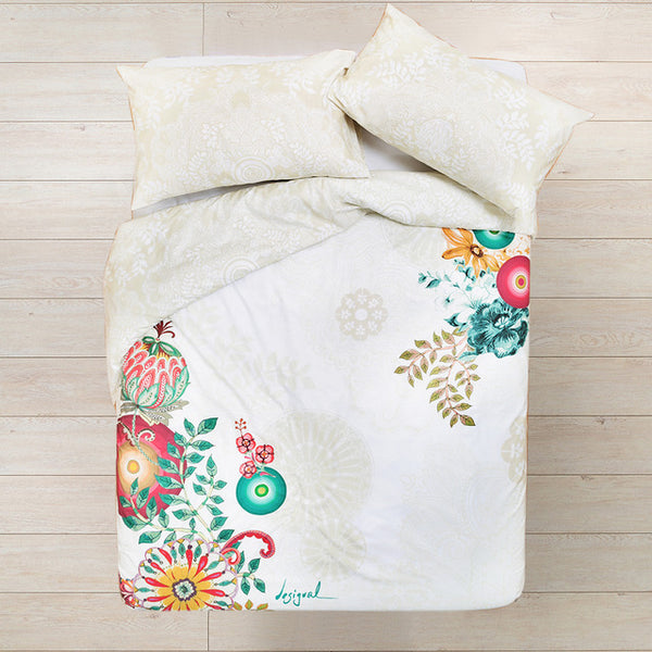 DESIGUAL Quilt Cover Set - Essential Collection