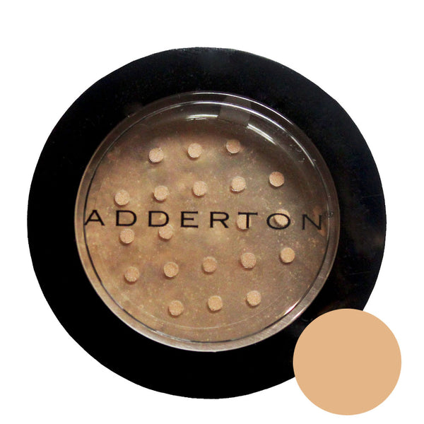 ADDERTON® Loose Mineral Foundation - Amber