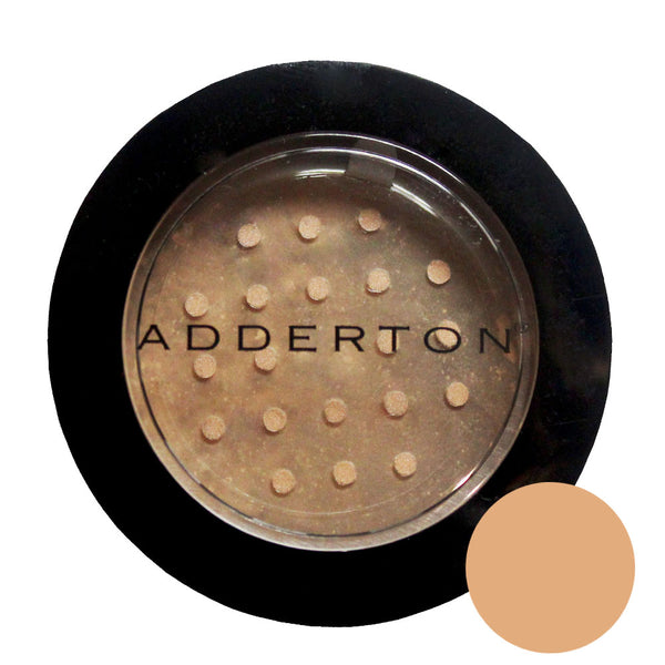 ADDERTON® Loose Mineral Foundation - Golden