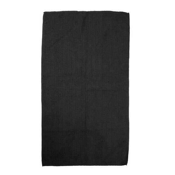BAMBURY Microfibre Gym Towel - Graphite