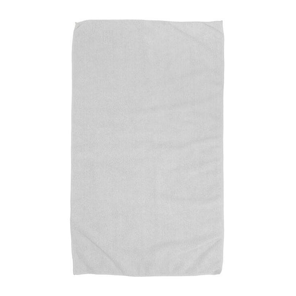 BAMBURY Microfibre Gym Towel - White