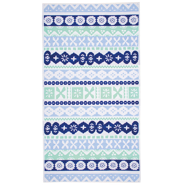 Egyptian Cotton Beach Towel - Tapa