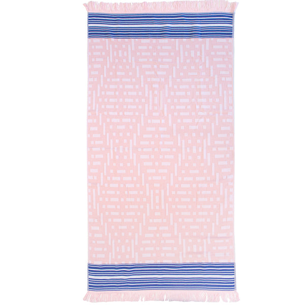 Express Beach Towel - Kai Guava