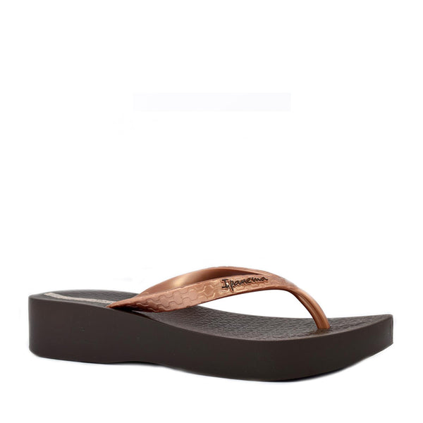 iPanema Brasil Tropical IV Fem - Brown/Rose