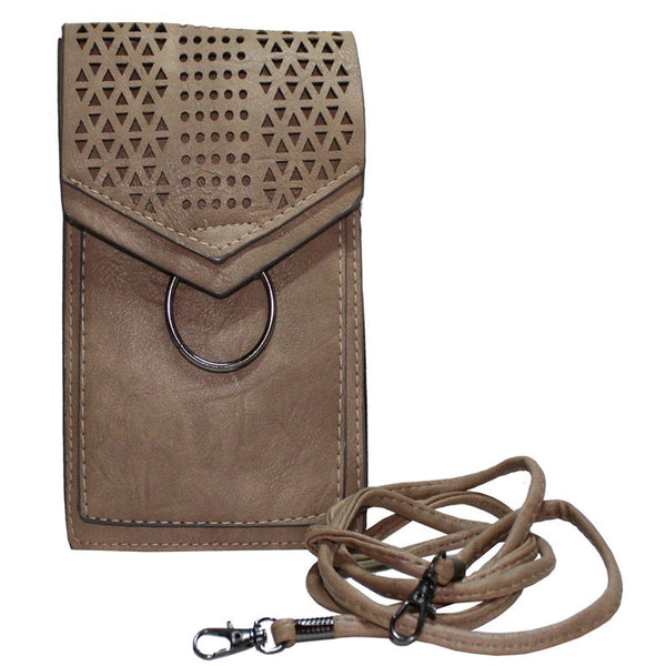 Cellphone bag - Taupe