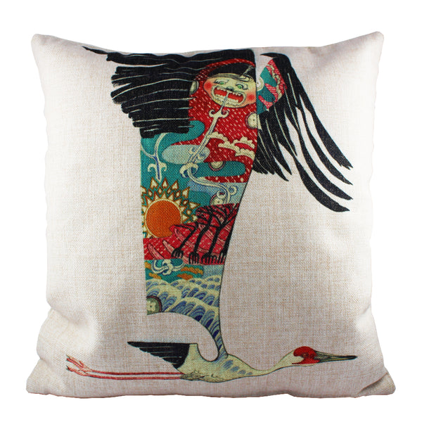Crane - IVY League Cushion