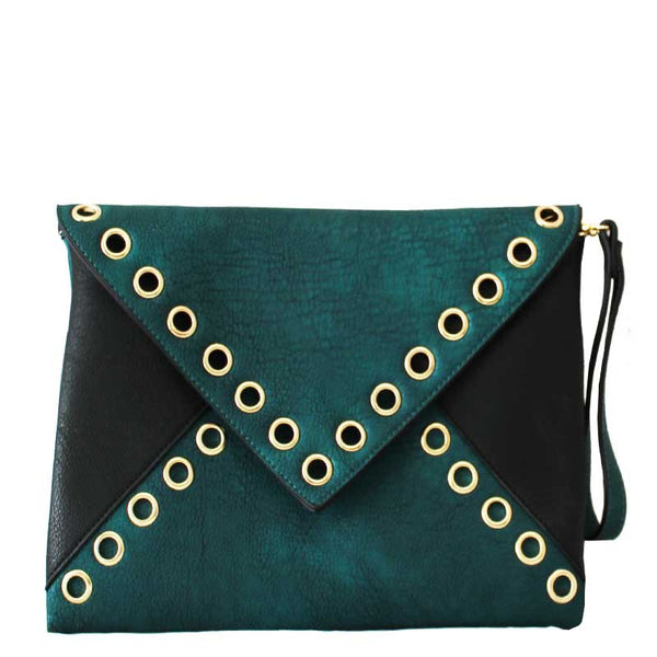 Emerald City Clutch
