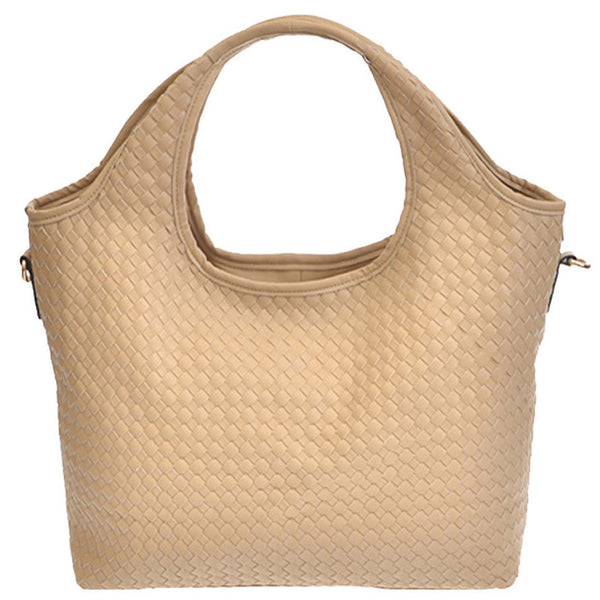 Latte Luxury Handbag