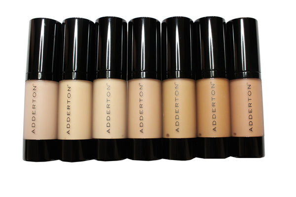 ADDERTON® High Definition Liquid Foundation - Sienna