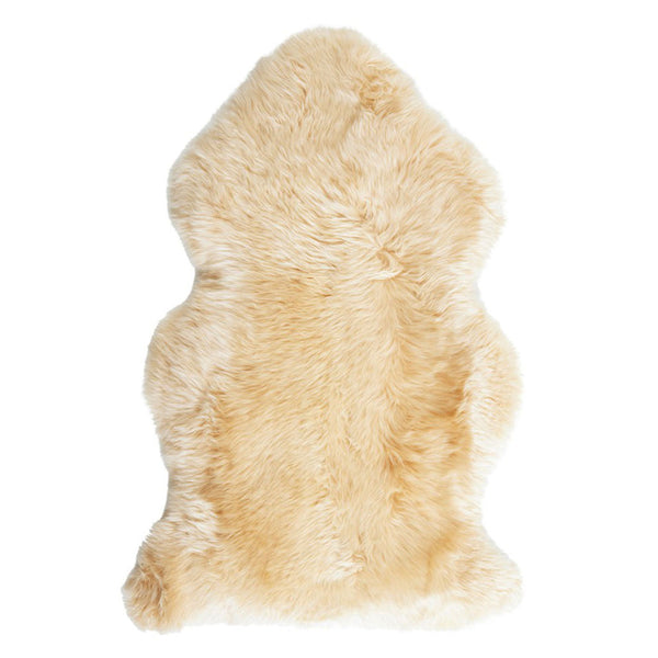 Merino Sheepskin Rug - Honey