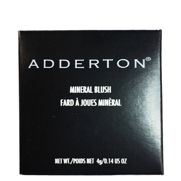 ADDERTON® Pressed Mineral Blush - Tickled Pink