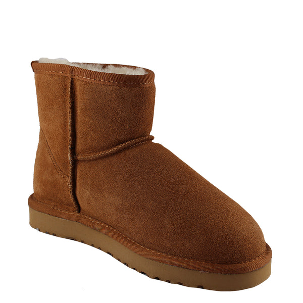 Waratah UGG® Water Resistant Ankle Boot - Chestnut