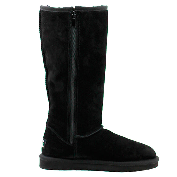 fc521a4fac7 Waratah UGG Water Resistant Tall Zip Up Boot - Black