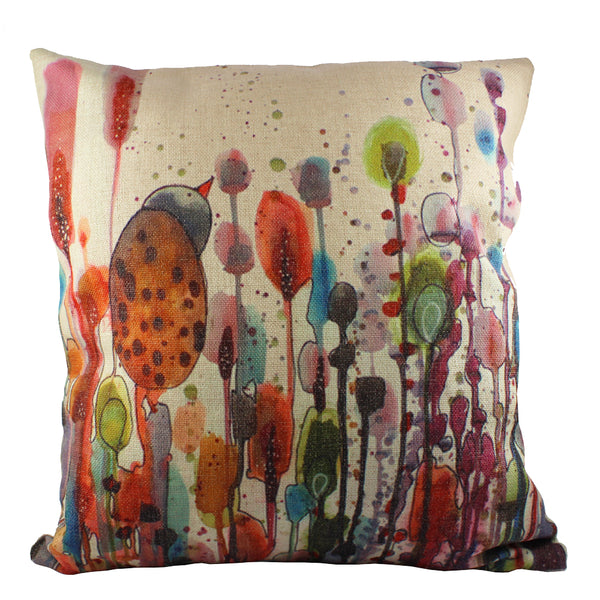 Wildflower - IVY League Cushion